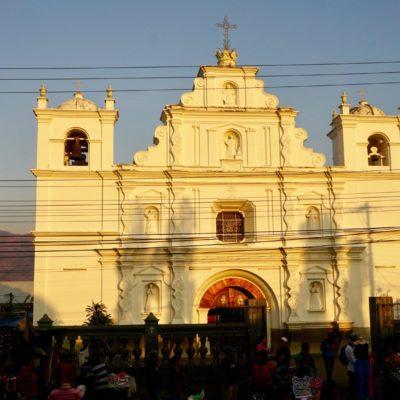 Kirche in Chiqiumula