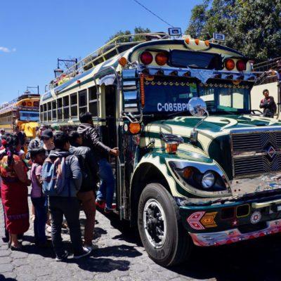 Nochmal ein toller Bus