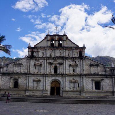 Kirche in San Pedro
