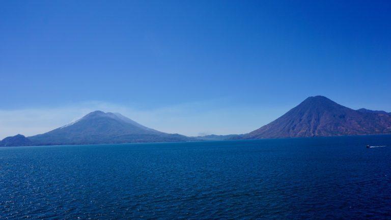 Einer der schönsten Orte der Welt… Der Lago de Atitlán