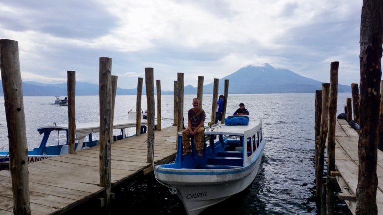 Reisetag von Jaibalito nach Antigua ( Guatemala )