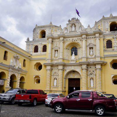 Kirche in Antigua