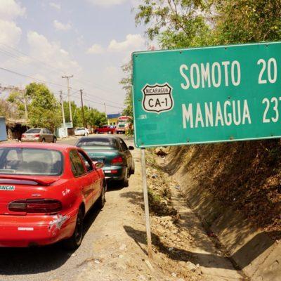 Weiter geht's nach Somoto