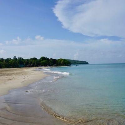 Der Strand gleich nebenan