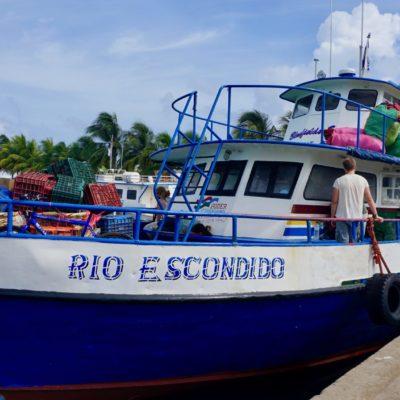 Mal wieder mit der Rio Escondido