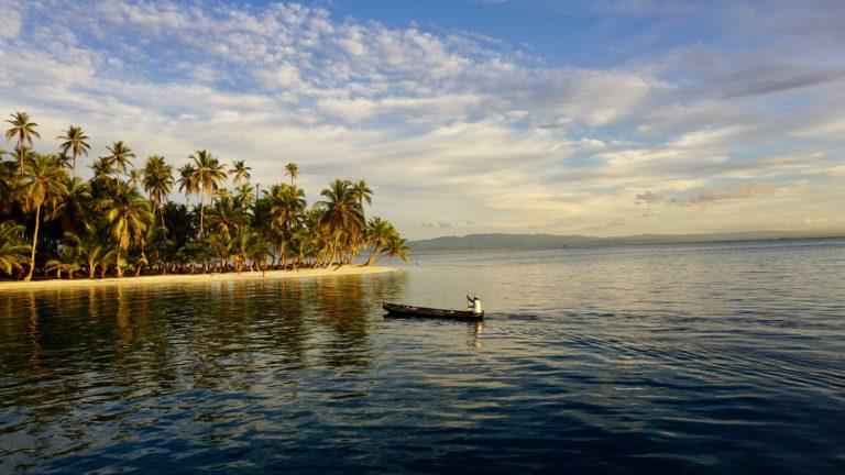 Das Inselparadies San Blas ( mit Video ) Segeltörn nach Kolumbien