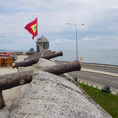 Auf der Stadtmauer / Festung