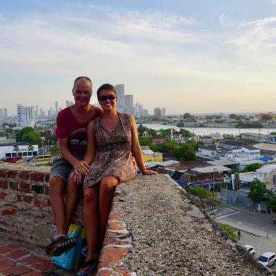 Grüße von der Festung San Felipe