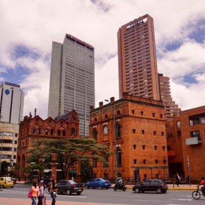 Krasse Gegensätze bestimmen das Stadtbild