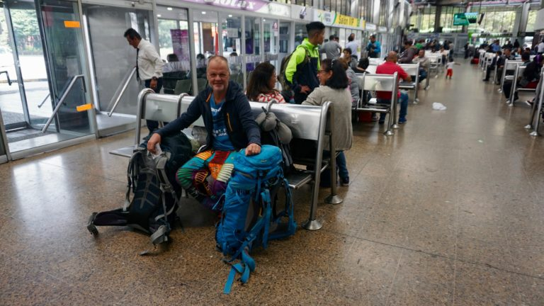 Reisetag von Bogotá nach Neiva