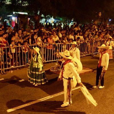 Senioren-Folklore-Tanzgruppe