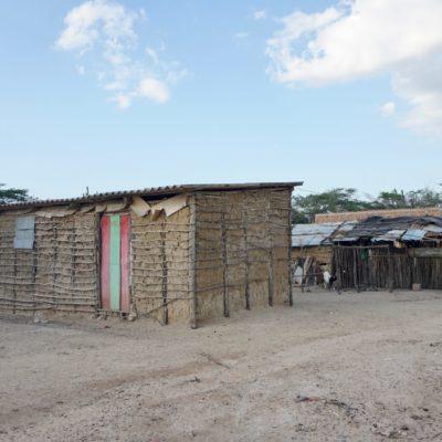 Schönes kleines Dorf, aber sehr arm. Die Menschen sahen glücklich aus.