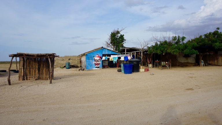 Reisetag von Riohacha nach Cabo de la Vela