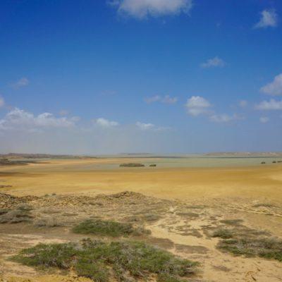 .... noch geiler!! Mitten in der Wüste.... Das hat so geleuchtet! Und links sieht man den Sand fliegen! Der Wahnsinn!