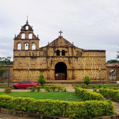 Die Kirche in Guane