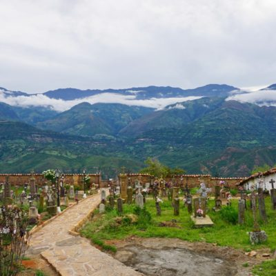 Friedhof in Guane