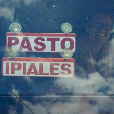 Auf geht es nach Pasto