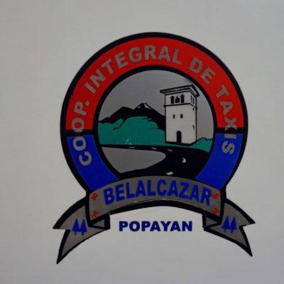 Diesmal mit Belalcazar