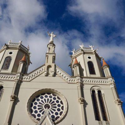 Eine von vielen vielen Kirchen