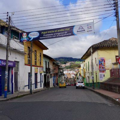 Downtown Pasto