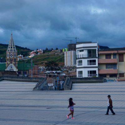 Der Hauptplatz und noch ne Kirche