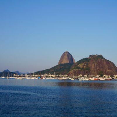 Nach der Copacabana ging es zum Zuckerhut