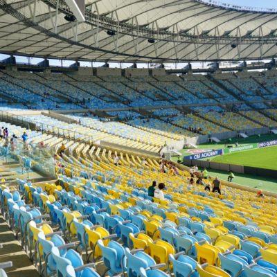 Schönes Stadion