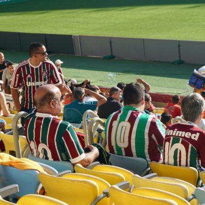 Die Vereinsfarben von Fluminense