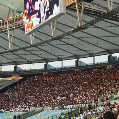Die Fans der Corinthians