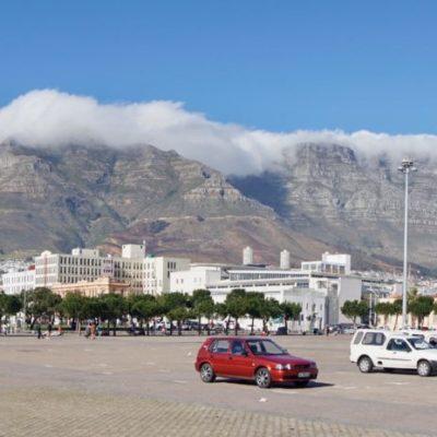 Schönes Panorama - Bild