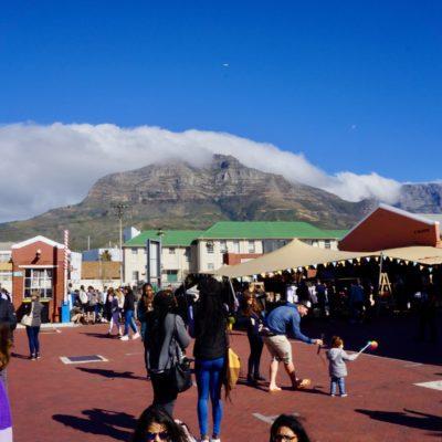 Biscuit Mill Market inkl. Tafelberg