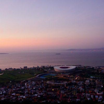 Das WM Stadion von Kapstadt