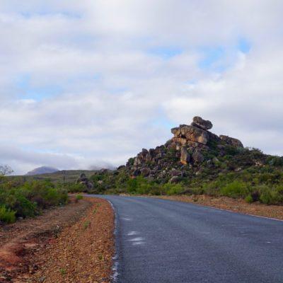 Zederberge ( Route 303 )