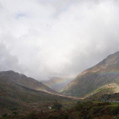 Regenbogen Pass ;-)