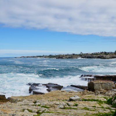 Nochmal schöne Küste