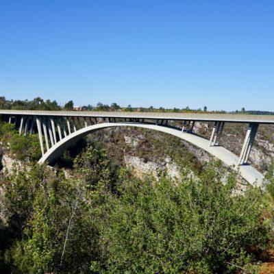 Storm Revier Brücke