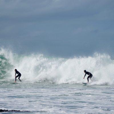 Surfen in den Super-Tubes