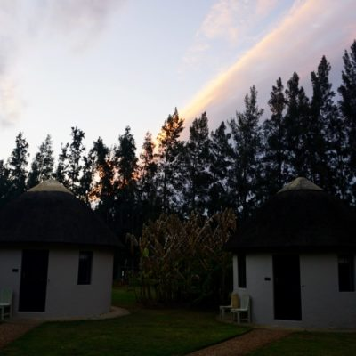 Unsere Luxusunterkunft am Addo ( African Home ). Super geil und erschwinglich