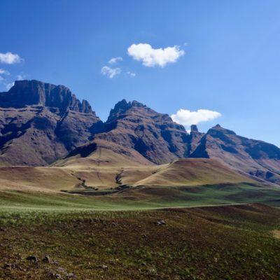 Und immer noch grandiose Landschaft