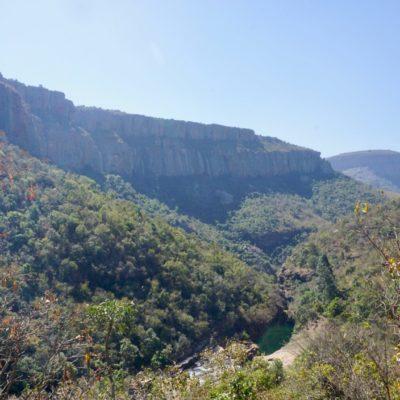 Im Blyde River Canyon
