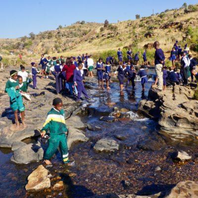 Schulausflug zum Blyde River Canyon