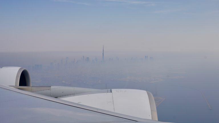 Von Louis Trichardt via Johannes, Dubai, Barcelona nach Lloret de Mar
