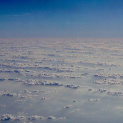Klasse Ausblick und ein super entspannter Flug