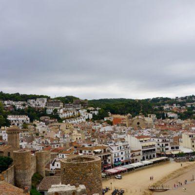 Über den Dächern von Tessa de Mar