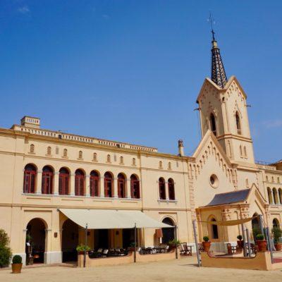 Ehemaliges Kloster in Lloret Verd