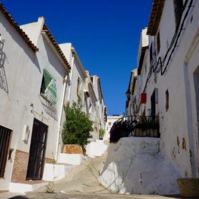 Die Altstadt von Oliva