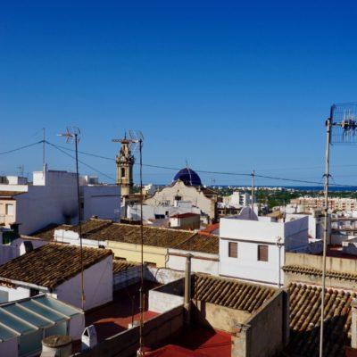 Über den Dächern von Oliva