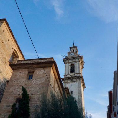 Die Altstadt von Oli