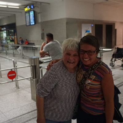 Wiedersehen in Malaga