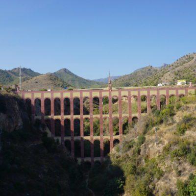 El Acueducto del Águila, bei Nerja